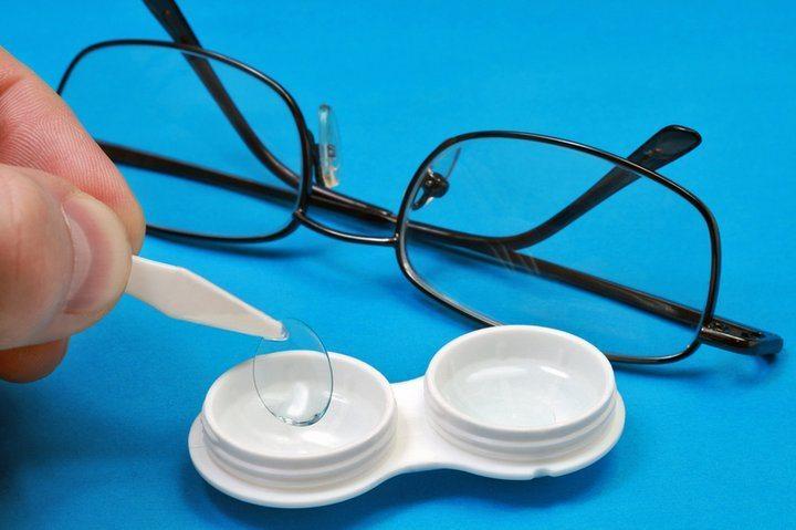 как продавать очки и контактные линзы