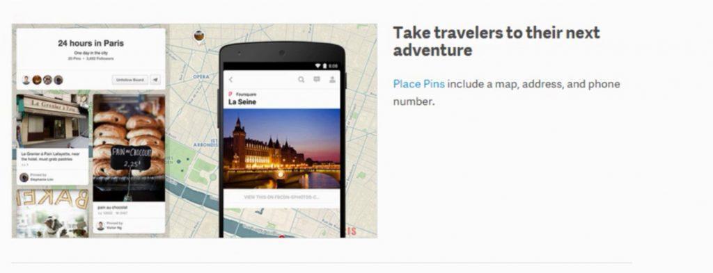 бизнес аккаунт в Pinterest