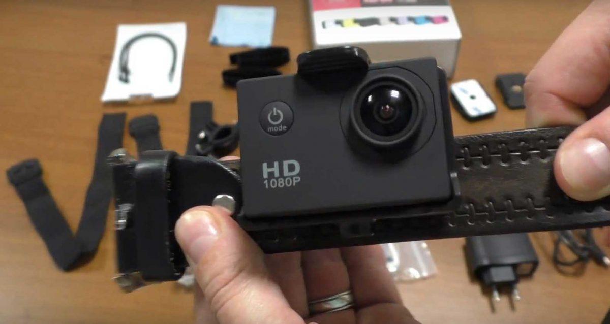 SportCam A7-HD 1080p