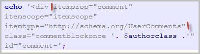 Микроразметка сайта Schema.org