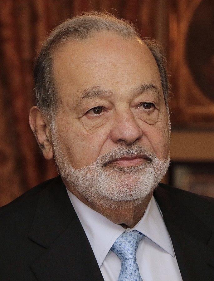 Карлос Слим Элу. Биография